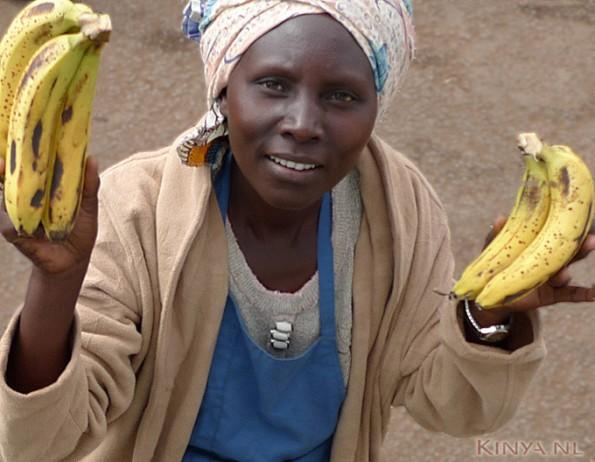 Bananen-verkoopster-voi