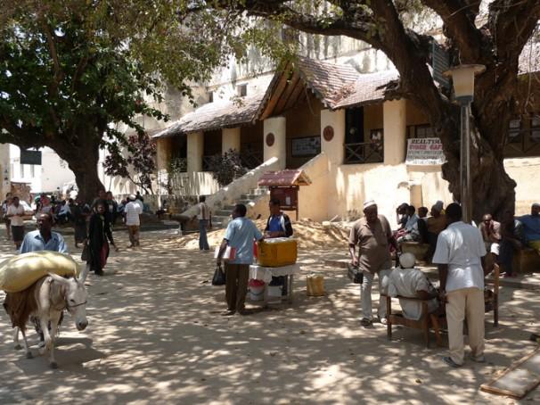 Plein-in-Lamu