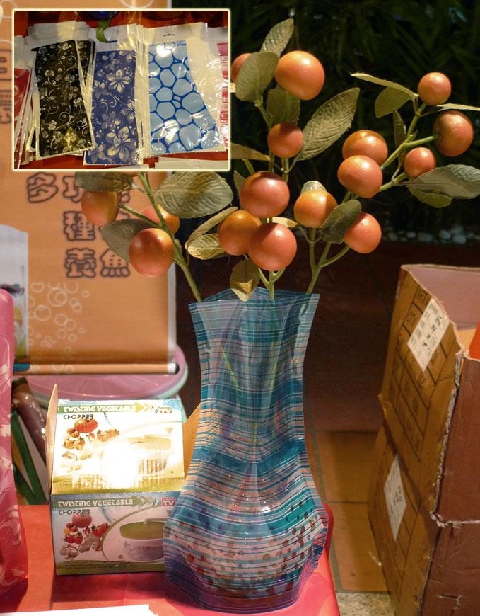 Japanse vazen in Malakka