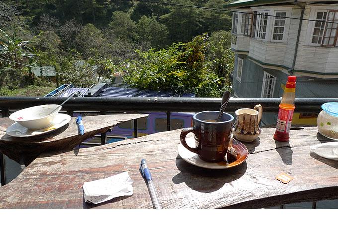 Maandagochtend thee