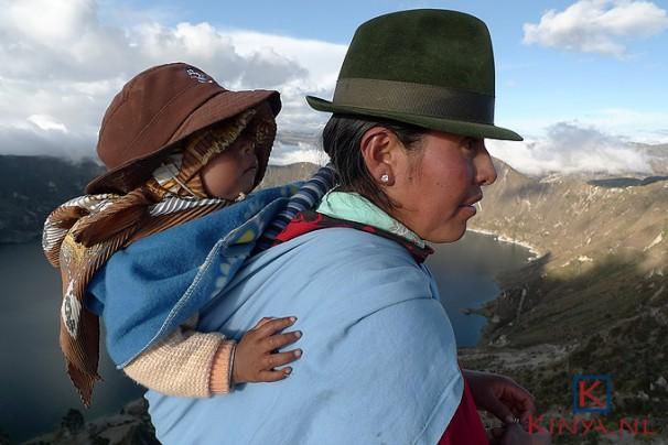 Ecuadoriaansemetkind