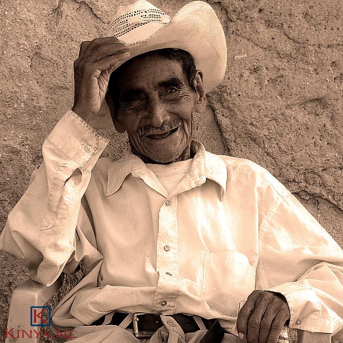 Oudecowboy-honduras