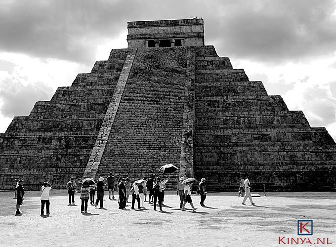 Chichén Itzá 'The Castillo or castle' Mexico