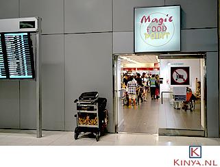 Airports & food